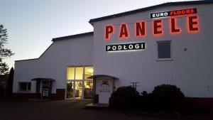 Sprzedaż paneli podłogowych Eurofloors
